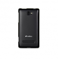 Чехол для HTC 8S/Rio Melkco Poly Jacket TPU cover for black (000510)