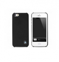 Чехол для iPhone 5/5S BMW Signature collection cover case for black (BMHCP5LB)