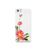 Чехол для iPhone 5/5S iCover Spring Garden cover case for 05 (000459)