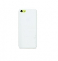 Чехол для iPhone 5C Melkco Air PP 0.4 mm cover case white (27692)