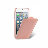 Чехол для iPhone 5/5S Melkco Jacka leather case for pink (000480)