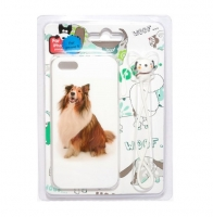Fashion Protective dogs case for iPhone 5/5S (000606)