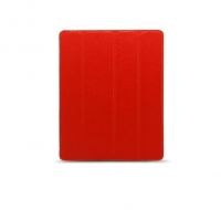 Чехол для iPad 2/3/4 Melkco Slimme Cover leather case for red (000439)
