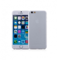 Чехол для iPhone 6 Momax Membrane case 0.3 white (031869)