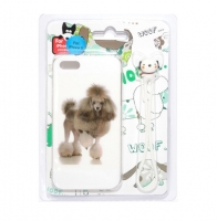 Fashion Protective dogs case for iPhone 5/5S (000607)