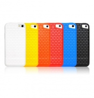 Чехол для iPhone 5/5S HOCO Great Wall TPU cover case for white (000257)