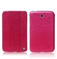 Чехол для Samsung P3200 Galaxy Tab 3 7.0 HOCO Crystal folder protective case for rose red (000676)