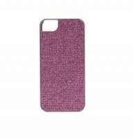 Чехол для iPhone 5/5S Crystal cover case for pink (000458)