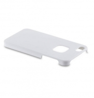 Чехол для iPhone 5/5S Momax Painted color case white (000640)