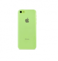 Чехол для iPhone 5C Melkco Air PP 0.4 mm cover case transparent (27690)