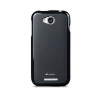 Чехол для Lenovo A706 Melkco Poly Jacket TPU cover for black (000584)