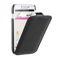 Чехол для Lenovo A706 Melkco Jacka leather case for black (000567)