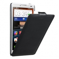 Чехол для Lenovo A889 Melkco Jacka leather case for black (000571)