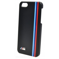 Чехол для iPhone 5/5S BMW M collection cover case for black (BMHCP5MB)