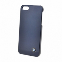Чехол для iPhone 5/5S BMW Signature collection cover case for shiny navy (BMHCP5SN)