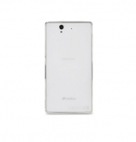 Чехол для Sony Xperia Z L36i Melkco Poly Jacket TPU cover transparent (000551)