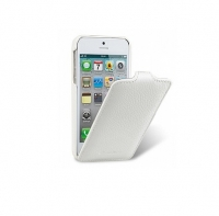 Чехол для iPhone 5/5S Melkco Jacka leather case for white (000481)