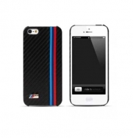 Чехол для iPhone 5/5S BMW M collection cover case for carbon (BMHCP5MC)