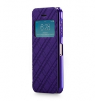 Чехол для телефона iPhone 5/5S Momax Haute Couture case for purple (000632)