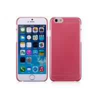 Чехол для iPhone 6 Momax Ultra Thin for Apple (Clear Breeze) red (000751)