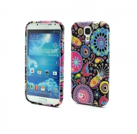Чехол для Samsung i9500 Galaxy S IV iCover Colorful Paisley cover case for (000471)