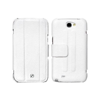 Чехол для Samsung N7100 Galaxy Note II HOCO Classic leather case for white (000163)
